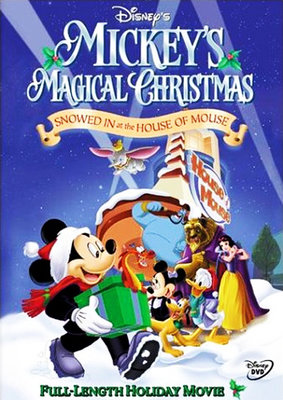 Mickey's Magical Christmas - Mickey ile Sihirli Yilbasi
