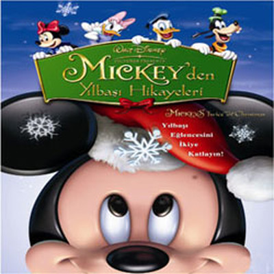 Mickey's Twice Upon A Christmas - Mickey'den Yilbasi Hikayeleri