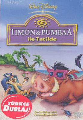 Timon & Pumbaa On Holiday - Timon Ve Pumbaa Tatilde
