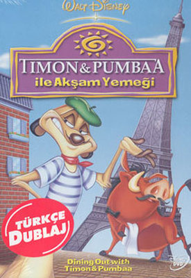 Timon  & Pumbaa Dining Out - Timon Ve Pumbaa Ile Aksam Yemegi