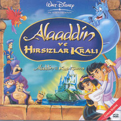 Aladdin And The King Of Thieves - Alaaddin ve Hırsızlar Kralı