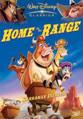 Home On The Range - Kahraman İnekler