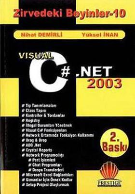 Visual C#.Net 2003 - Zirvedeki Beyinler 10