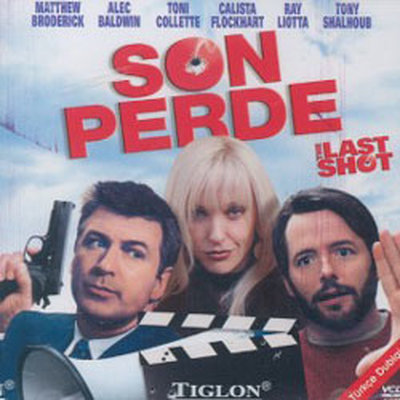 The Last Shot - Son Perde