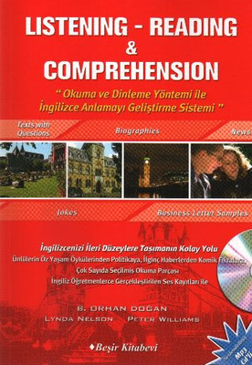 Listening & Reading Comprehension-6 Adet Audio CD ile Birlikte