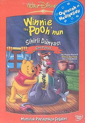 Magical World Of Winnie The Pooh: Share Your World-Winnie The Pooh'nun Sihirli Dünyasi: Sihri Paylas
