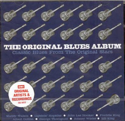 The Original Blues Album 'Classic Blues From The Original Stars'