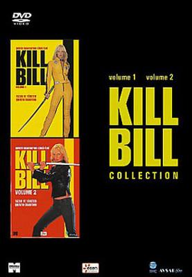 Kill Bill Collection Box Set