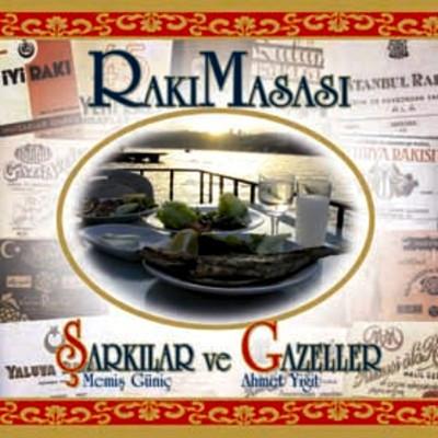 Rakı Masası Şarkılar ve Gazeller 2 CD BOX SET