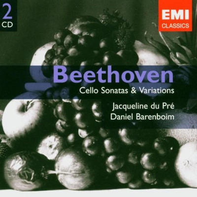 Beethoven-Cello Sonatas