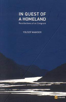 In Quest of a Homeland