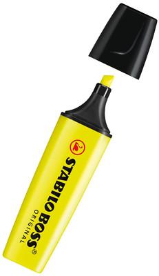 Stabilo Boss Fosforlu Kalem, Sarı