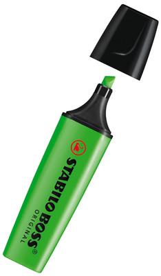Stabilo Boss Original Fosforlu Kalem Yeşil