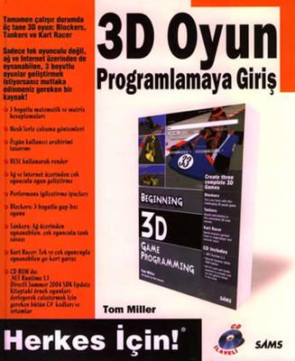 3D Oyun-Programlamaya Giriş-Cd ilaveli