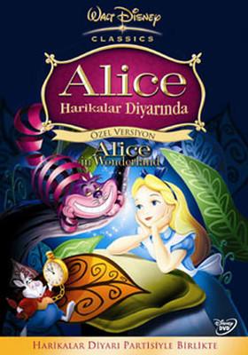 Alice In Wonderland - Alice Harikalar Diyarinda