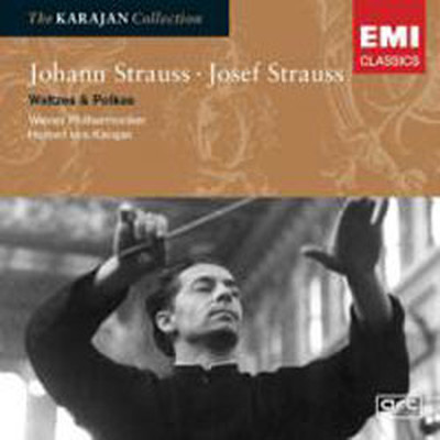 Strauss Family-Waltzes&Polkas