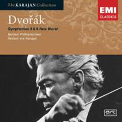 Dvorak Symphonies No:8&9