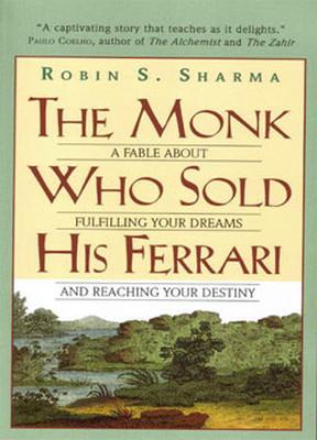 The Monk Who Sold His Ferrari PB