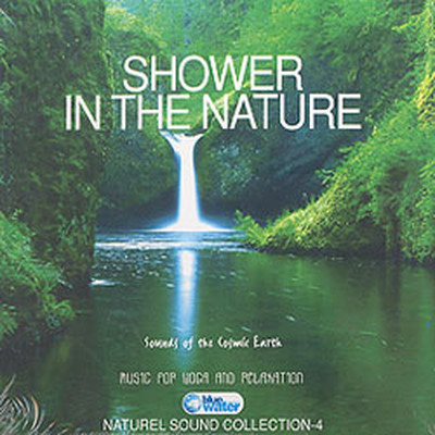 Shower In The Nature