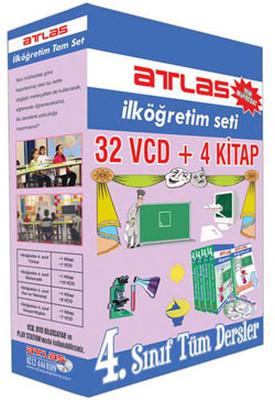 Atlas İlköğretim Seti 4.Sınıf Tüm Dersler/32VCD