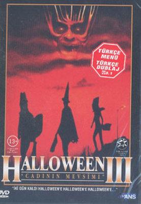 Halloween 3 Cadinin Mevsimi (SERI 3)