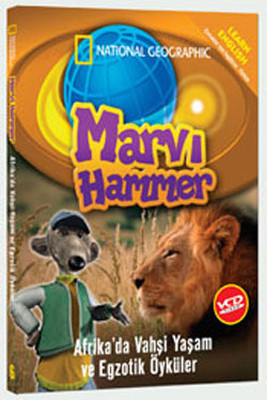 Marvi Hammer 6 - Afrika'da Vahsi Yasam