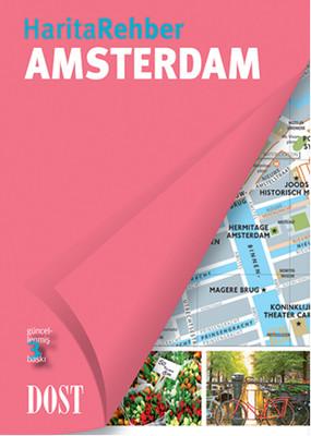 Amsterdam - Harita Rehber