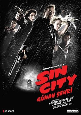 Sin City - Günah Sehri