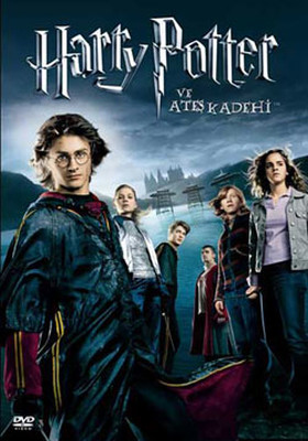 Harry Potter and The Goblet Of Fire - Harry Potter ve Ates Kadehi- 1 Disk (SERI 4)
