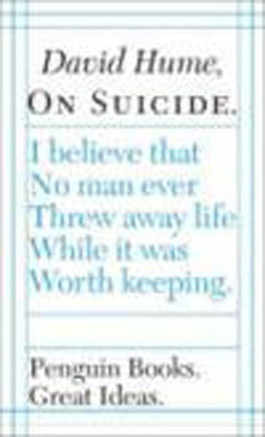 Great Ideas 34:On Suicide PB
