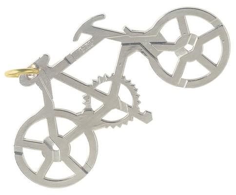 "Eureka Puzzle Cast Bike* ""473793"""