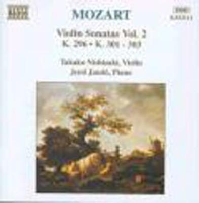 Mozart - Violin Sonatas: 1-3 & 8