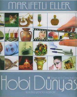 Hobi Dünyası 2 - Marifetli Eller (1 Kitap + 9 VCD)