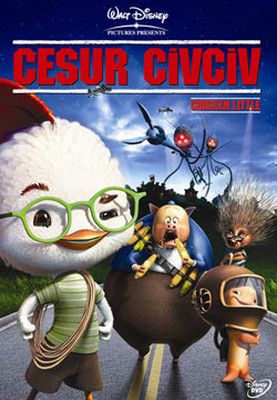 Cesur Civciv - Chicken Little
