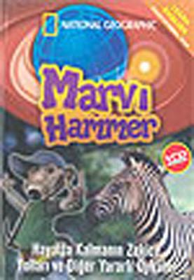 Marvi Hammer 8 - Hayatta Kalmanin Zekice Yollari ve Diger Yararli Öyküler