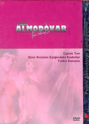 Pedro Almodavar Koleksiyonu 3 dvd