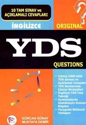 İngilizce YDS Soruları