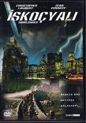 Highlander 3: Ölümsüz Savasçi