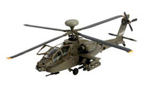 "Revell Ah-64D Longbow Apache Planes1:144 ölçek""04046"""