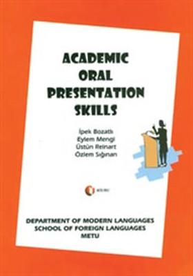 Acamedic Oral Presentation Skills