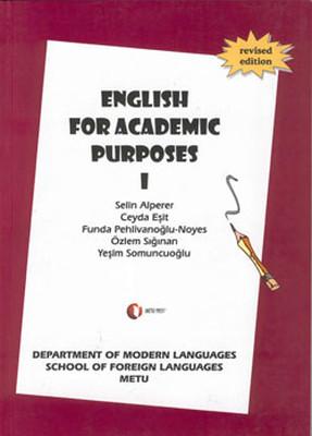 English For Academic Purposes 1