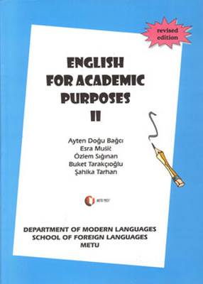 English for Academic Purposes 2