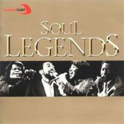Soul Legends- 5CD