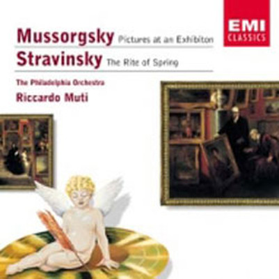 Mussorgsky / Stravinsky