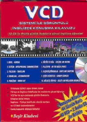 İngilizce VCD'li Konuşma Seti - Kutulu