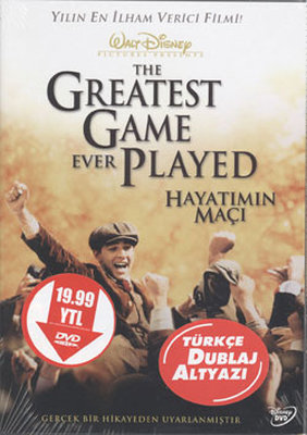The Greatest Game Ever Played - Hayatimin Maçi