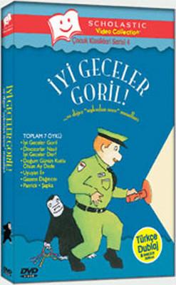 Çocuk Klasikleri Serisi 4 - Iyi Geceler Goril
