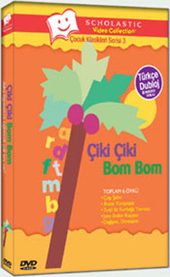 Çocuk Klasikleri Serisi 3 - Çiki Çiki Bom Bom