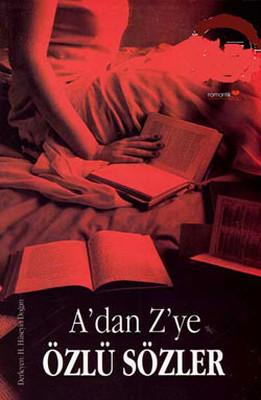 A'dan Z'ye Özlü Sözler