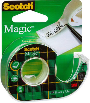 Scotch Magic Bant, Kesicili (810D) 19x7.5 mm 8-1975 D